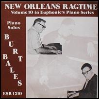 Burt Bales New Orleans Ragtime.