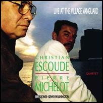 escoude Live At The Village Vanguard.