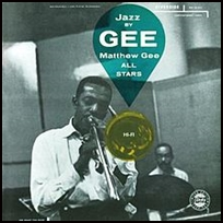 Matthew Gee Jazz By Gee.