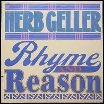 Rhyme And Reason.