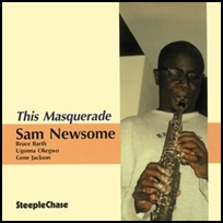 Sam Newsome The Masquerade.
