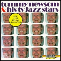 Tommy Newsom His TV Jazz Stars.