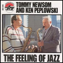 Tommy Newsom The Feeling Of Jazz.