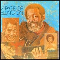A Page Of Ellington.