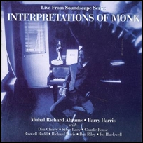 barry harris Interpretations Of Monk.