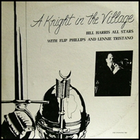 Bill Harris A knight in the village