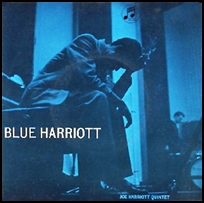 joe harriott blue harriott