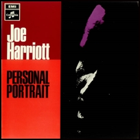 joe harriott Personal Portrait.
