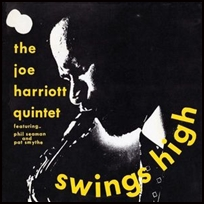 joe harriott Swings High.