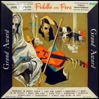 joe venuti Fiddle On Fire.