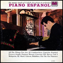 Lalo Schifrin Piano Espanol.