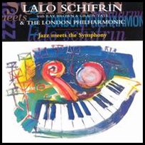 Lalo Schrifin Jazz Meets The Symphony.