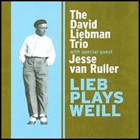 Lieb Plays Kurt Weil.