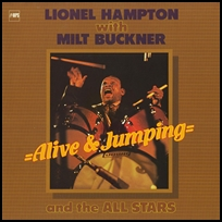 lionel hampton Alive And Jumping.