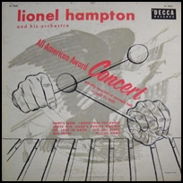 lionel hampton all american award concert
