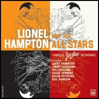Lionel Hampton And His All Stars 1956.