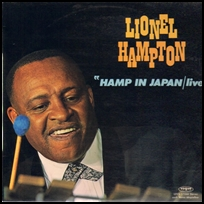 lionel hampton hamp in japan live