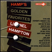 lionel hampton Hamp's Golden Favorites.