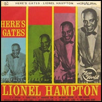 lionel hampton here's gates