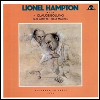 lionel hampton in paris - swing