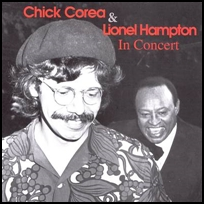 lionel hampton Live At Midem, Chick Corea & Lionel Hampton.