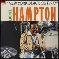 lionel hampton New York Black Out 1977.