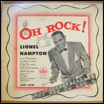 Lionel Hampton Oh Rock!.