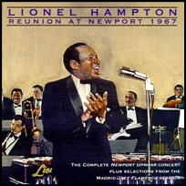 lionel hampton reunion at newport 67