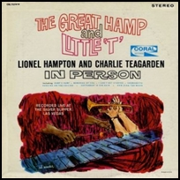 lionel hampton The Great Hamp And Little T