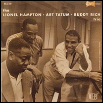 lionel hampton The Hampton - Tatum - Rich Trio.