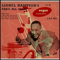 Lionel Hampton's Paris All Stars.