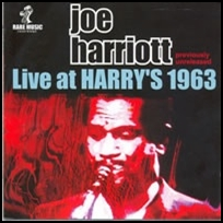 Live at Harry's 1963.