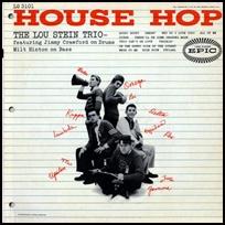 Lou Stein House Hop