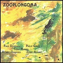 paul dunmall Zooplongoma.