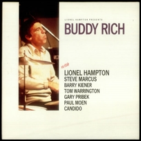 Presents Buddy Rich.
