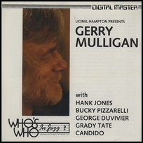Presents Gerry Mulligan.