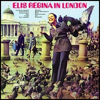 Regina Elis In London.