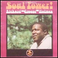 Richard Holmes Soul Power.