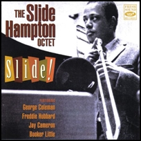Slide Hampton Octet.