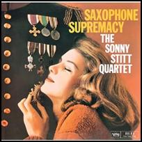 sonny stitt saxophone supremacy