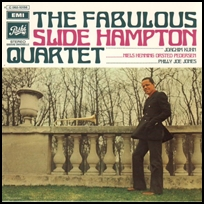 The Slide Hampton Quartet.