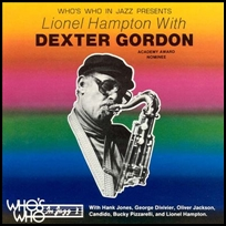 With Dexter Gordon.