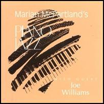joe williams marian McPartland's Piano Jazz