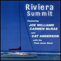 joe williams Riviera Summit.