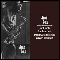 oliver jackson Jack Sels Quartet.