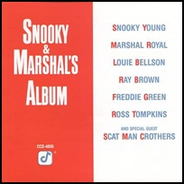 Snooky And Marshall's Album.