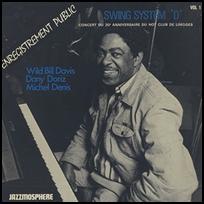Wild Bill Davis Swing System D