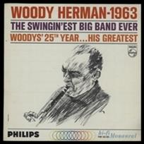 Woody Herman '63.