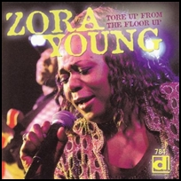 Zora Young Tore Up From The Flloor Up.