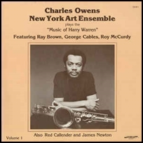 Charles Owens Plays The Music Of Harry Warren.